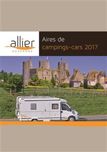 Listing des aires camping-cars 2017