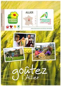 Guide départemental goûtez l'Allier 2016/2017